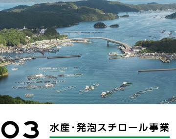 03 水産・発泡スチロール事業